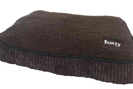 Groupon Goods Global GmbH - Bunty Snooze Dog Bed in Choice of Size - Save 0%