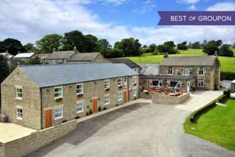 Black Swan Fearby - Up to 3 Night Stay with Breakfast and Option for Dinner - Save 0%