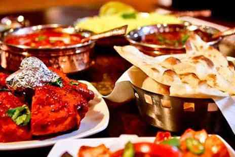 India Palms - All You Can Eat Indian Buffet for Two or Four - Save 36%