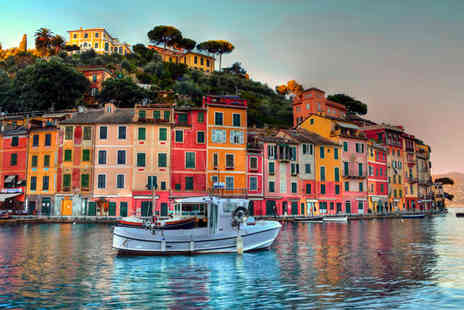 Grand Hotel Bristol Resort & Spa - Four Star Historic Hotel Stay on the Italian Riviera - Save 80%