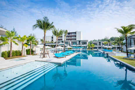 The Waters Khao Lak - Four or five Star 7 Swimming Pools, Spa Discounts and City Stopover - Save 0%