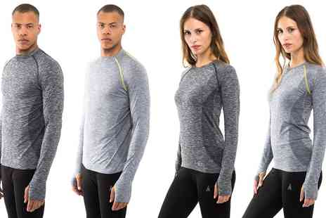 Groupon Goods Global GmbH - Aim High Mens or Womens Long Sleeved Top - Save 63%