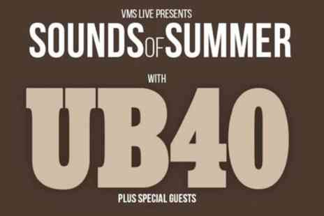 VMS Live 2011 - Tickets to Sounds of the Summer with UB40 & All Saints on 15 July - Save 0%