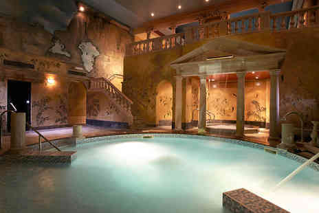 Rowhill Grange Hotel and Spa - Four Star Exquisite Roman Spa in the Garden of England - Save 0%