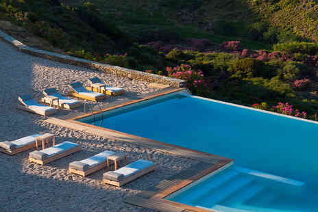 Aegea Blue Cycladic Resort - Five Star Sea View Suites on an Unspoiled Island - Save 44%