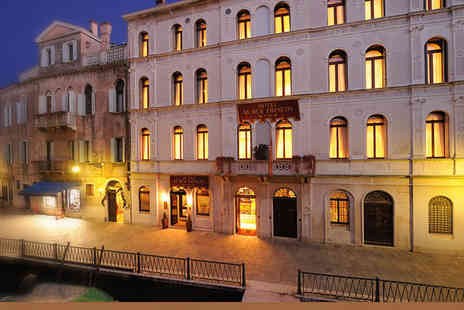 Hotel Ai Due Principi - Four Star Boutique Venetian Elegance Steps from St. Marks Square - Save 70%