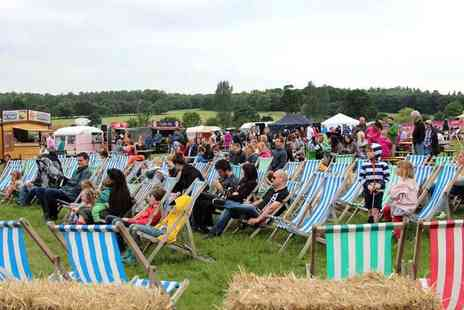 Great British Food Festival - Two tickets to the Great British Food Festival - Save 32%