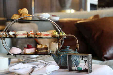 Hoar Cross Hall - Afternoon tea for two - Save 26%