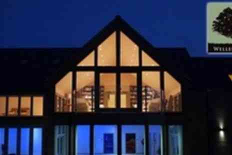 Wellesley Park - In Somerset Four Night Luxury Self Catering Holiday Stay For Up to Four With Spa Access - Save 56%