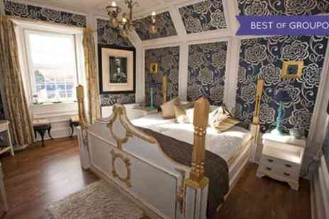 The Victoria House B&B - Up to 3 Night Stay for Two with Wine and Chocolates - Save 0%