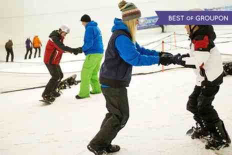 Snow Factor - Discover Snowsports Package for One or Two - Save 63%