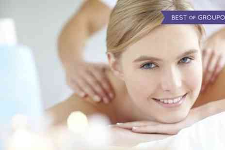 Butterfly Beauty - One Hour Pamper Package with Choice of Treatments - Save 64%