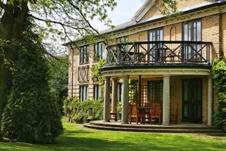Belton Woods - Spa Day with Massage & Facial - Save 58%