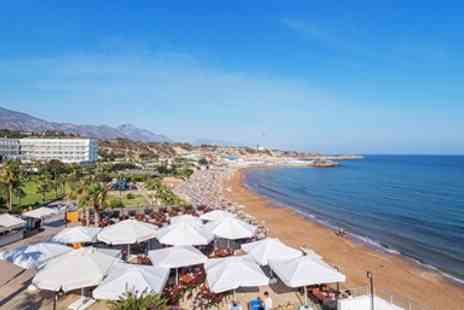 Cyprus Paradise - Seven Night Luxury Holiday with Flights & Upgrades - Save 0%