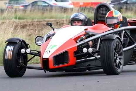 Driving Gift - Four lap Ariel Atom driving experience - Save 61%