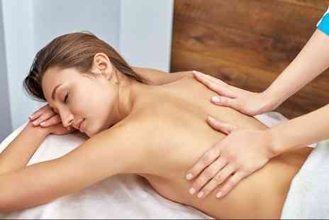 The Beauty Training Centre - One hour full Swedish body massage - Save 53%