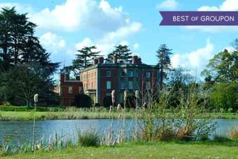 Netley Hall - Two Night Self Catering Cottage Stay for Four - Save 0%