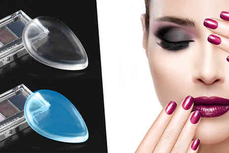 Orchid Deal - Silicone Sponge Foundation Applicator Four Colours - Save 0%