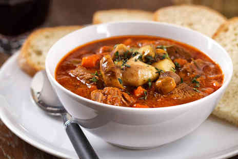 Hillmount Garden Centre - Beef stew each for two people - Save 50%