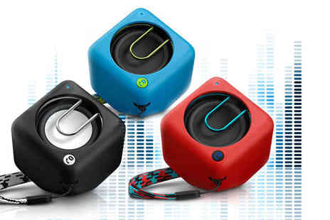 Ezy Gadgets - Philips portable speaker choose from three colours - Save 46%