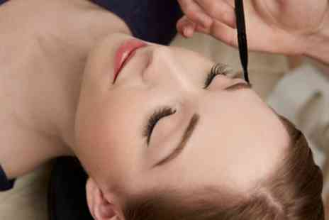 Coco Hair & Beauty - Semi Permanent Eyebrows Microblading Technique with Optional Top Up - Save 55%