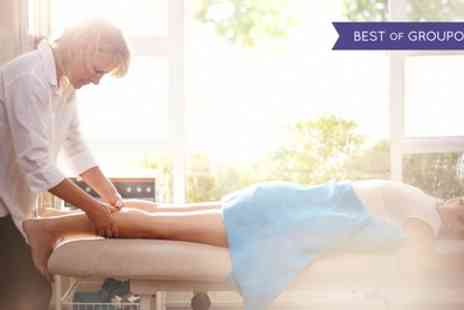 fitness4females - 60 Minute Sports Massage - Save 44%