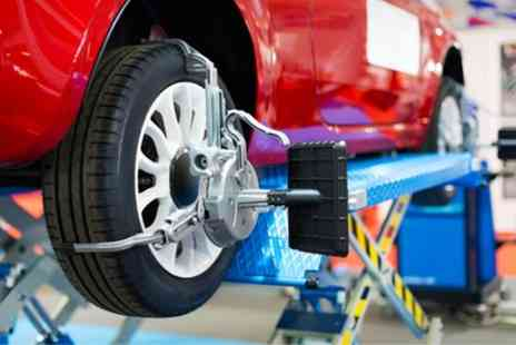 Autoworld - Refurbishment for Up to Four Alloy Wheels - Save 0%