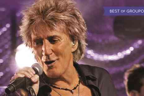 Rod Stewart - Ticket to Rod Stewart Live on 7 and 9 June - Save 40%