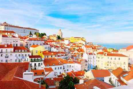 Bargain Late Holidays - Two, three or four night Lisbon break including flights - Save 54%