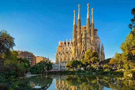 Weekender Breaks - Two or three night 4 Star Barcelona break including flights - Save 41%
