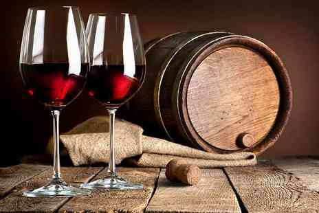 Shawbury Vintners - 90 minute home wine tasting experience for up to six people including a bottle of Prosecco - Save 0%