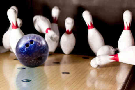 MFA Bowl Blackpool - Two games of ten pin bowling for two people with a hot dog or chips each - Save 61%
