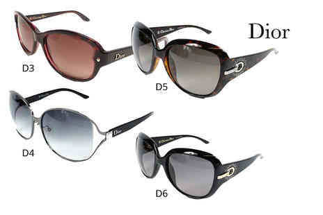 Brand Logic - Pair of Christian Dior sunglasses - Save 53%