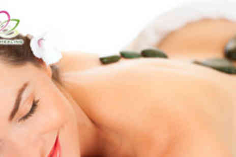 Celestial Healing - 1 hr treatment at Celestial Healing choose a hot stone massage, Indian head massage - Save 66%