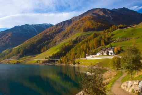Mountain Lake Hotel Vernagt - Up to 10 Nights Stay for Two with Half Board and Wellness Access - Save 50%