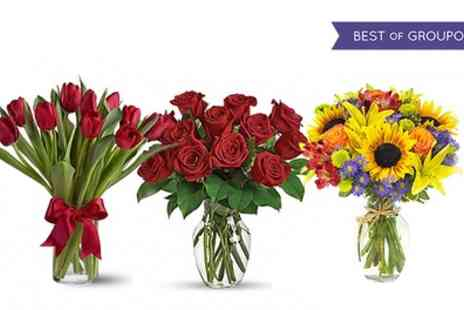 Flowers Delivery 4 U - £30 to Spend at Flowers Delivery 4 U - Save 50%