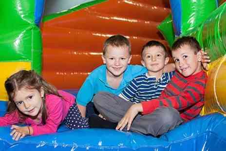 Snakes N Ladders - Weekday or Weekend Soft Play Area Entry - Save 57%