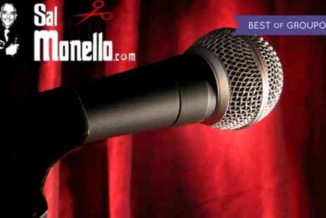 Sal Monello - One, Two or Four tickets to Sal Monellos Comedy Gladiators Night On 28 April To 28 July - Save 50%