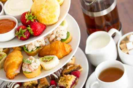 Bull Hotel - Afternoon Tea with Sparkling Wine for Two - Save 52%