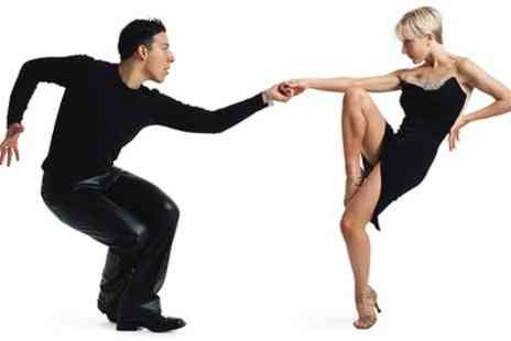 Salsa Chillout - Five One Hour Salsa Lessons for One or Two - Save 67%