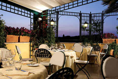 Hotel Victoria Roma - Four Star Elegant Hotel with Romantic Roof Garden - Save 80%