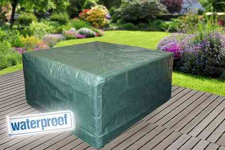 Groundlevel.co.uk - A small waterproof rattan garden furniture cover - Save 70%