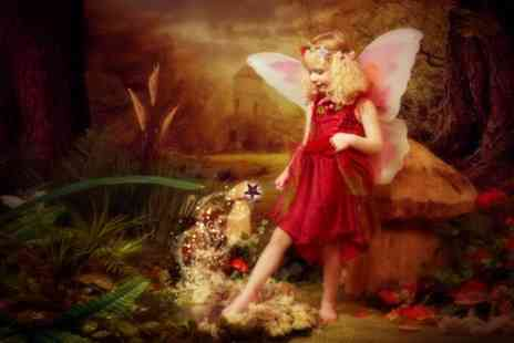 Eileen Mason - Fairy Photoshoot With Photo Mug and Keyrings - Save 82%