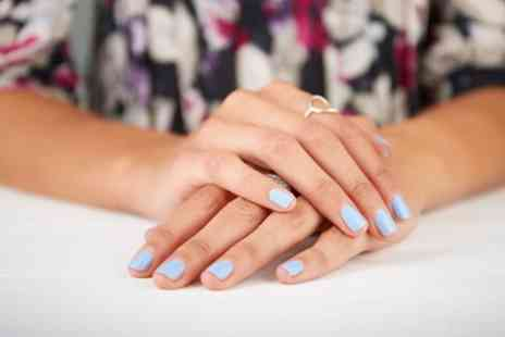 Skin Active Co - Gel Polish Manicure with Optional Nail Extensions - Save 37%