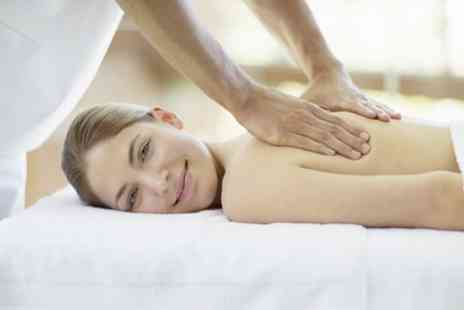 KC s Unisex Salon - Facial with Neck and Shoulder and Optional Back Massage - Save 40%