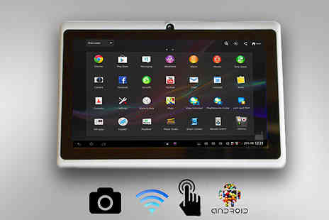 Chimp Electronics - Seven Inch Android Tablet Lite - Save 65%