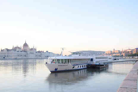 Tour Center - Two or Three night 4 Star Budapest yacht break with flights - Save 56%