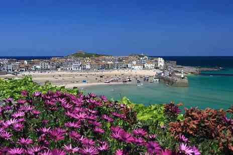 John Fowler Holidays - Three or four night St Ives Holiday Village gold lodge break for up to 8 - Save 45%