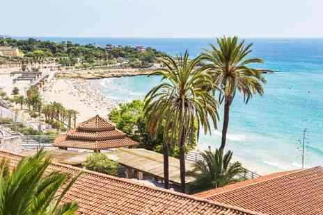 Tour Center - Three, Five or Seven night all inclusive Costa Dorada break with flights - Save 63%