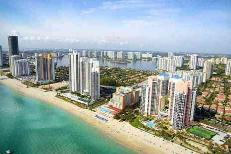 Tour Center - 14 night Miami beach break including breakfast and flights - Save 0%